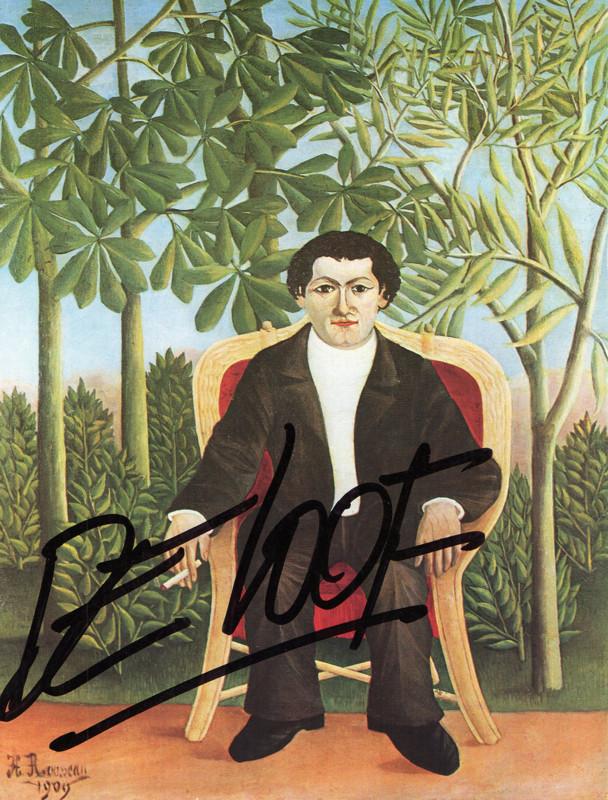 Retrato de Joseph Brummer